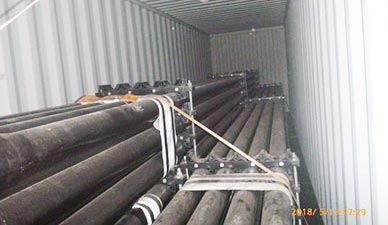 Tubing and Pup Joints P110 1%Cr BG-FJU PSL2 exported to Pakistan